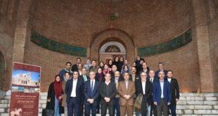 همایش میراث باستانشناسی اسپانیا در موزه ملی ایران برگزار شد
