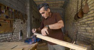 اعطای درجه برتر به کارگاههای فعال صنایعدستی در خراسان شمالی