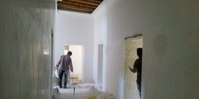 اقدامات حفاظتی در 7 اثر تاریخی استان مرکزی انجام شد