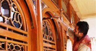 مرمت و حفاظت از چوب در تبریز