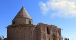 مرمت بنای شاهزاده حسین در فراهان