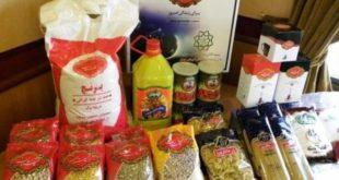 توزیع 177 بسته غذایی بین کودکان زیر پوشش کمیته امداد