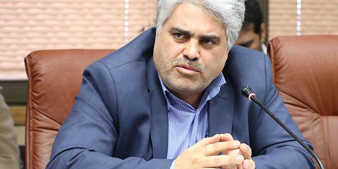 مدیر تامین و توزیع شرکت ملی پخش فرآوردههای نفتی