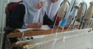 کارگاه صنایعدستی در کاشمر