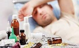مبتلایان آنفلوانزا