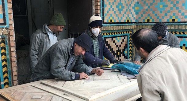 بقعه امامزاده حسین (ع) قزوین