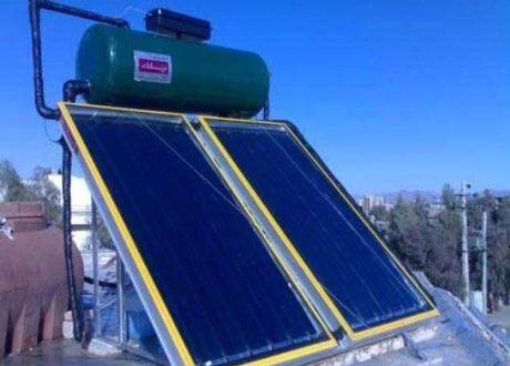 آبگرمکن خورشیدی