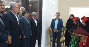 وزیر میراثفرهنگی، گردشگری و صنایعدستی وارد هرمزگان شد