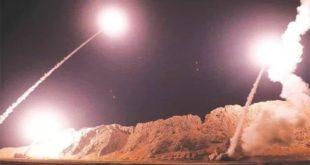 حملات اخیر سپاه