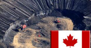 تولید ماسههای نفتی کانادا