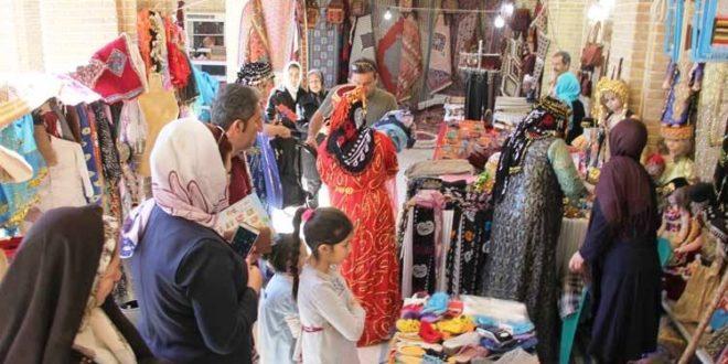 حضور هنرمندان کردستانی