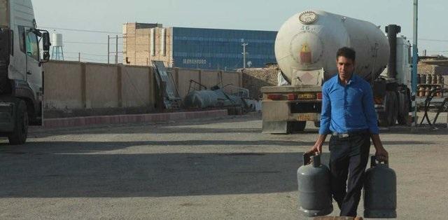 دسترسی مردم بندرعباس به گاز