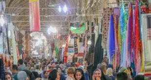 بازارهای تاریخی استان فارس