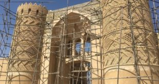 تکمیل ۵۵ پروژه گردشگری در یزد