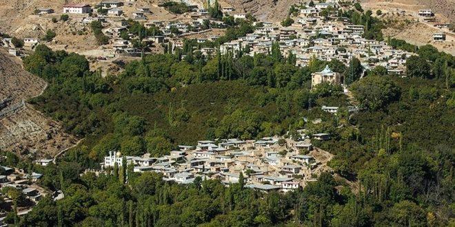 بافت تاریخی روستای «انبوه»