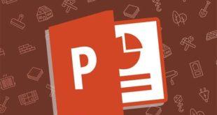 آموزش نرم افزار power point