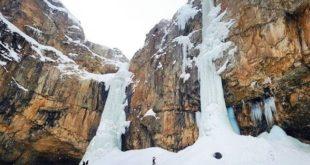 تور یک روزه آبشار یخی خور