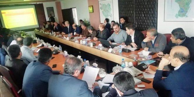 نخستین جلسه ستاد اجرایی خدمات سفر کردستان
