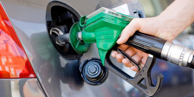 توزیع بنزین یورو ۴