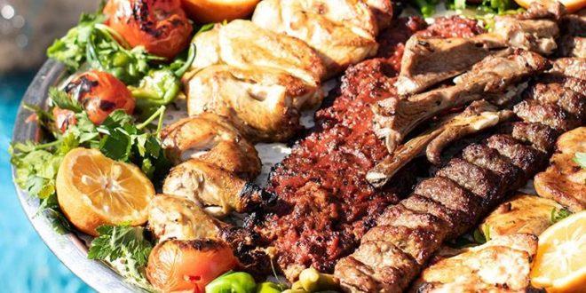 باغچه رستوران سهیل