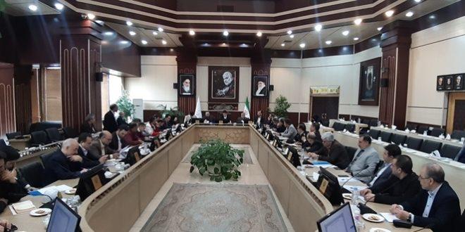 جلسه ستاد اجرایی خدمات سفر استان تهران