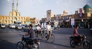 تردد خودروها در بافت جهانی یزد ممنوع شد