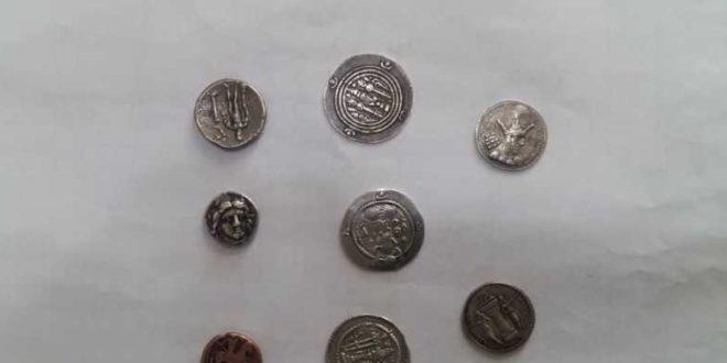 سکه تاریخی