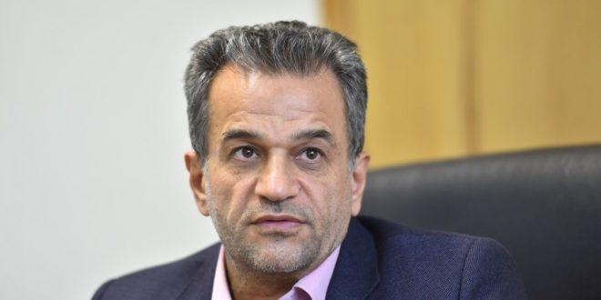 مدیر دیسپچینگ شرکت ملی گاز ایران