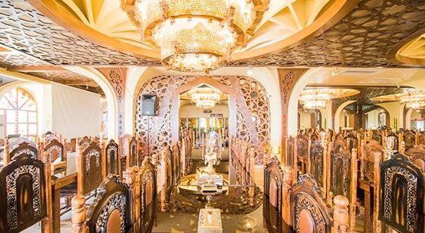 رستوران موژان