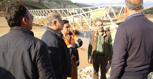 بازسازی محور خرم آباد-پلدختر