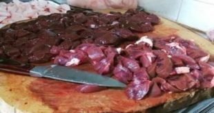 مشتقات گوشت