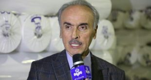 رئیس هیات مدیره سازمان منطقه آزاد ارس