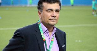 رئیس دپارتمان داوری فدراسیون فوتبال