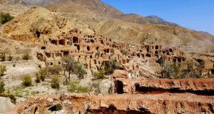 بافت های تاریخی ۴ روستای استان کرمان
