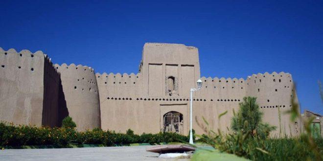 قلعه حیدرآباد خاش