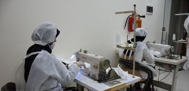 تولید ماسک