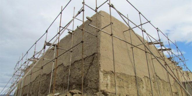 مرمت مسجد جامع دزک