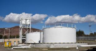 مرکز انتقال نفت کاشان
