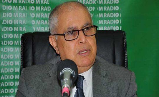 وزیر انرژی الجزایر
