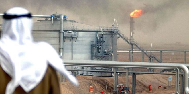 صادرات نفت عربستان