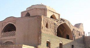 مسجد تاریخی «خسرو» اردستان مرمت میشود