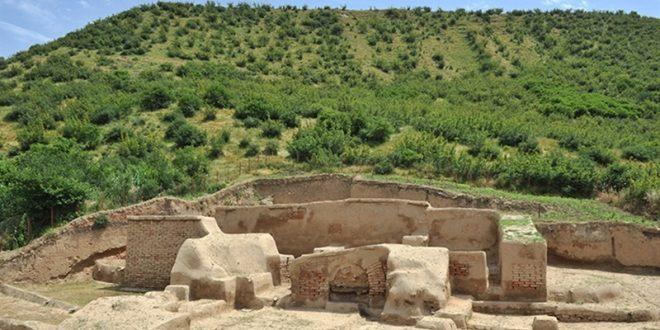 ثبت ملی دیوار بزرگ گرگان