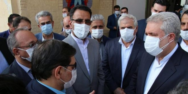 دکتر مونسان در سفر به استان سمنان