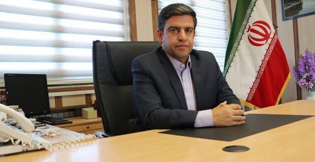فرماندار اردبیل