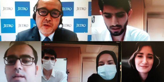 وبینار ایران و ژاپن