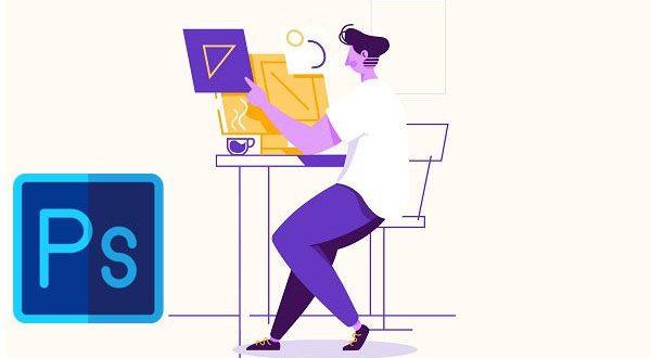 آموزش فتوشاپ 2021 راهی به سوی حرفهای شدن