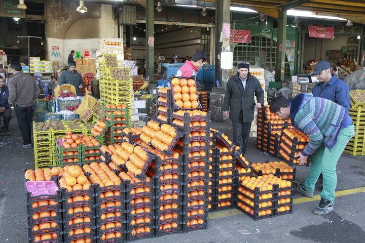 تایید فاسد شدن ذخایر سیب و پرتقال