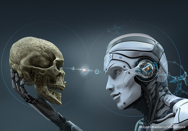 تهدید هوش مصنوعی